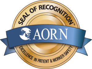 The AORN Seal of Recognition has been awarded to Hygienically Clean Healthcare on 10-1-2015 and does not imply that AORN approves or endorses any product or service mentioned in any presentation, format or content. The AORN Recognition program is separate from the AORN, ANCC Accredited Provider Unit and therefore does not include any CE credit for programs.