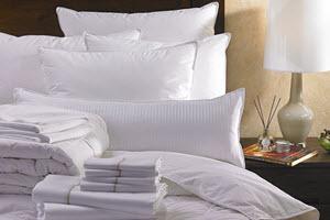 hotel linens